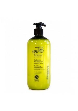 Шампунь с активными компонентами против выпадения волос