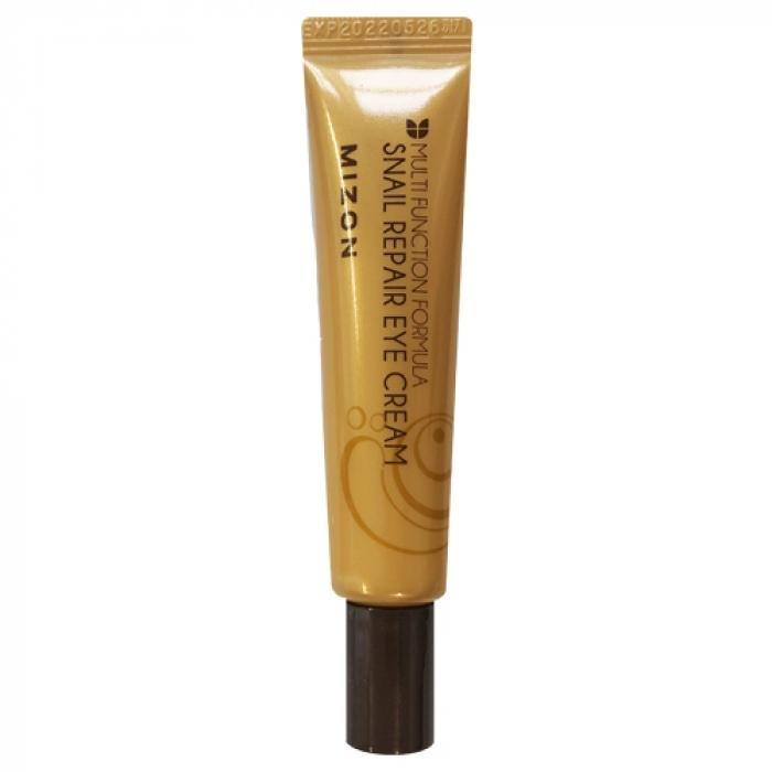 MIZON Крем Snail Repair Eye Cream для Кожи вокруг Глаз с Экстрактом Улитки, 15 мл