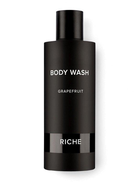 RICHE Гель для Душа Грейпфрут, 250 мл la biosthetique bain relaxant нежный гель для ванны и душа 250 мл
