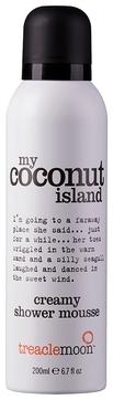 Treaclemoon Мусс My Coconut Island Shower MousseдляДушаКокосовыйРай, 200мл