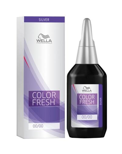 Wella Оттеночная краска Color Fresh, 75 мл цена в Москве и Питере