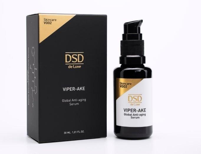 DSD De Luxe Сыворотка Viper-Ake Global Anti-Aging Serum Антивозрастная Вайпер-Аке Глобал, 30 мл sisley hydra global intense anti aging