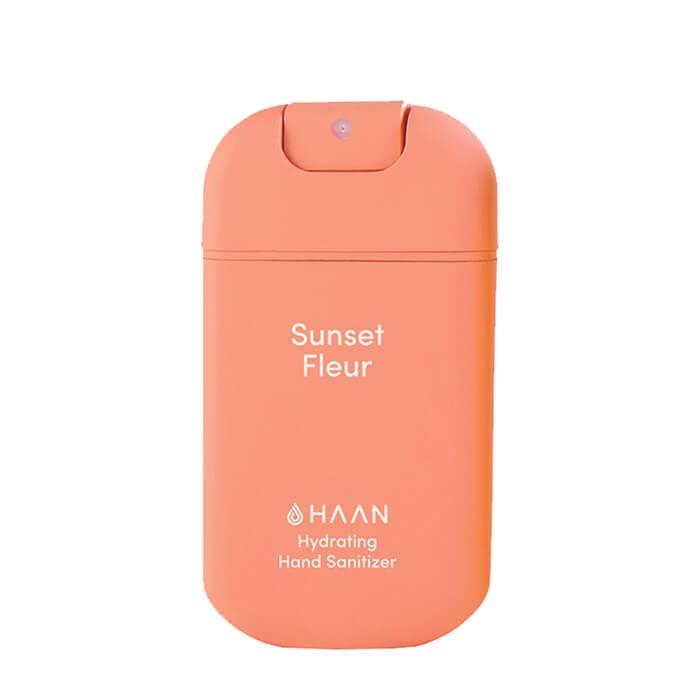 HAAN Спрей Hand Sanitizer Sunset Fleur Очищающий и Увлажняющий для Рук Таинственный Закат, 30 мл