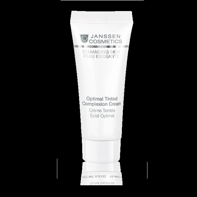 Janssen Дневной Крем Оптимал Комплекс SPF 10, 10 мл bb крем для лица комплекс дневной 7 в 1 spf 15 тон легкий загар белита витекс
