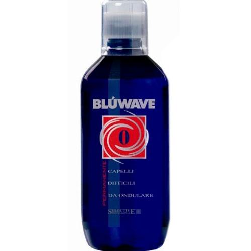 Selective Professional Blue Wave 0 Состав на Основе Протеинов Кератина для Трудноподдающихся Волос, 250 мл
