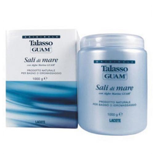 GUAM Соль для ванны TALASSO, 1000 г