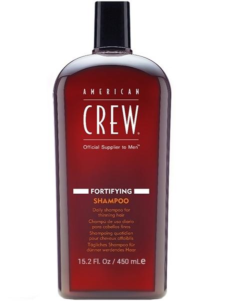 American Crew Шампунь Укрепляющий для Тонких Волос Fortifying Shampoo, 450 мл