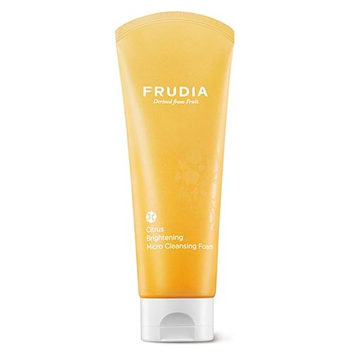 Frudia Микропенка Citrus Brightening Micro Cleansing Foam для Умывания с Цитрусом, 145г frudia микропенка citrus brightening micro cleansing foam для умывания с цитрусом 145г