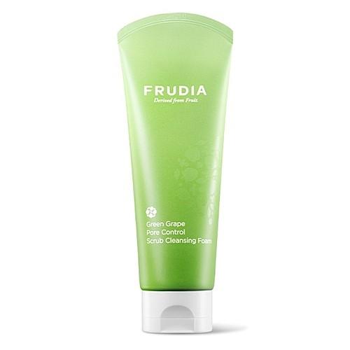 Frudia Скраб-Пенка Green Grape Pore Control  Scrub Cleansing Foam для Умывания с Виноградом, 145 мл недорого