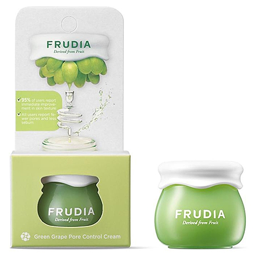 Frudia Крем-Сорбет Green Grape Pore Control Cream Себорегулирующий для Лица с Виноградом, 10г недорого