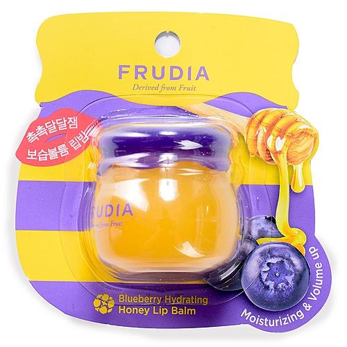 Frudia Бальзам Blueberry Hydrating Honey Lip Balm для Губ с Черникой, 10г недорого