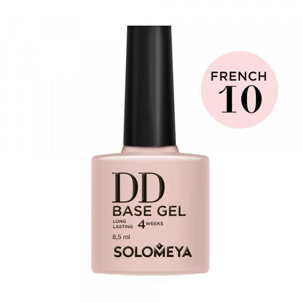 Solomeya DD-База Daily Defense Суперэластичная Цвет French 10 DD Base Gel 24