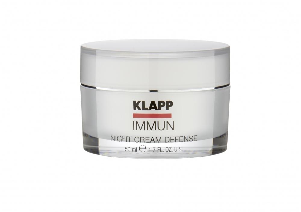 Klapp Крем Night Cream Defence Ночной, 50 мл