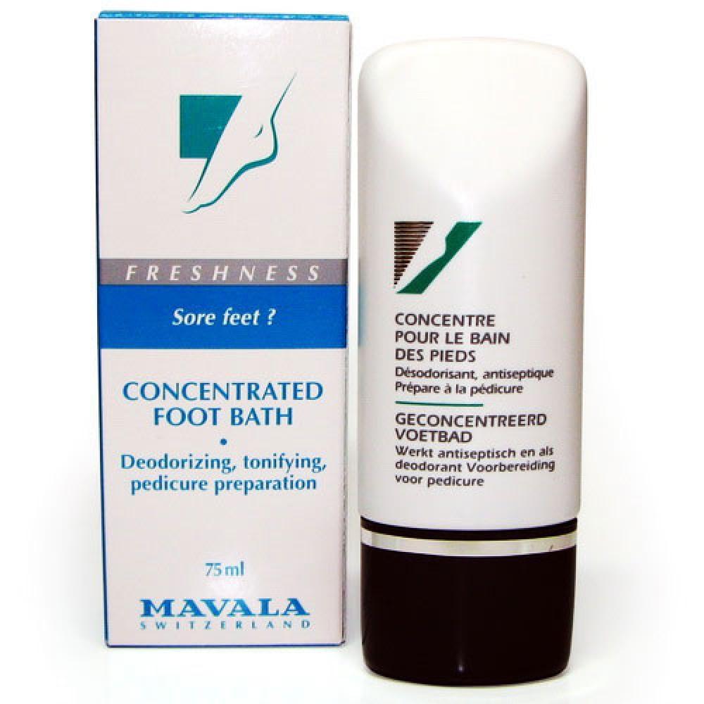 Mavala Концентрат Concentrated Foot Bath для Ножных Ванн, 75 мл цены