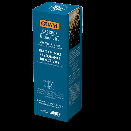 GUAM Крем Подтягивающий Биоактивный для Тела CORPO, 200 мл