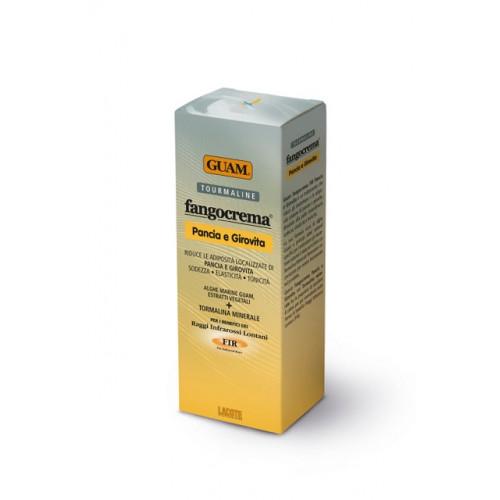 цена на GUAM Крем Моделирующий для Живота и Талии с Разогревающим Эффектом с Микрокристаллами Турмалина Tourmaline, 150 мл