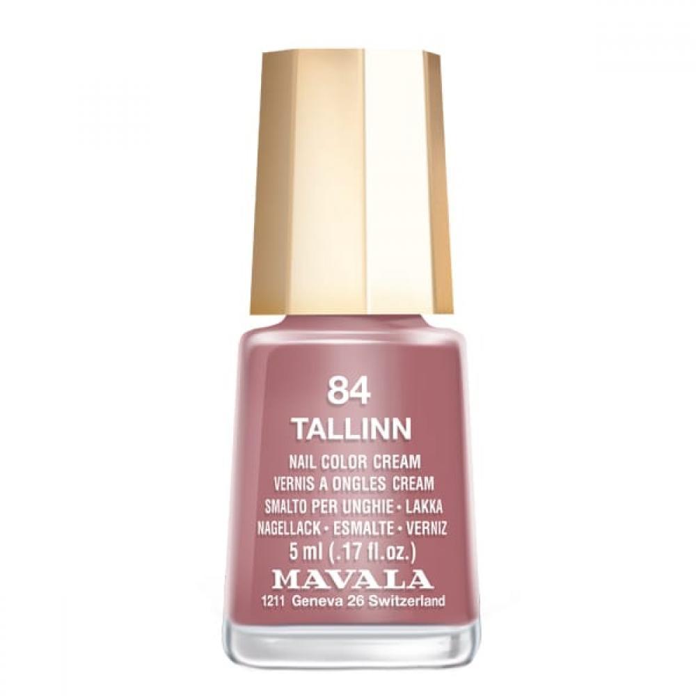 Mavala Лак Tallin 9091084 для Ногтей, 5 мл mavala mini color лак для ногтей 13 riyadh