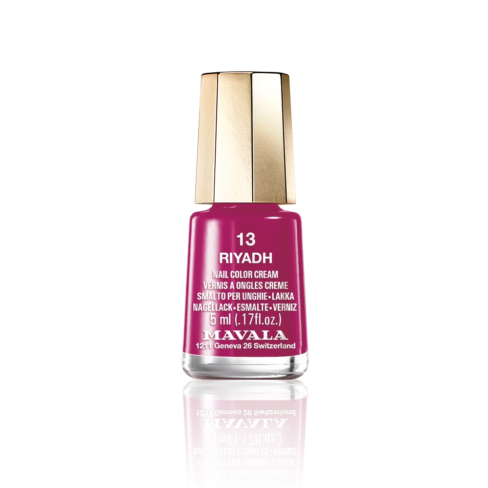 Mavala Лак Riyadh 9091013 для Ногтей, 5 мл mavala mini color лак для ногтей 13 riyadh