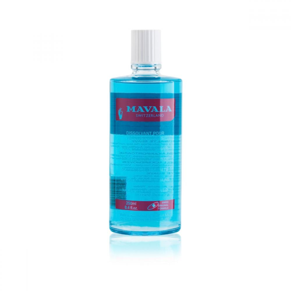 Mavala Жидкость Blue для Снятия Лака Голубая, 225 мл