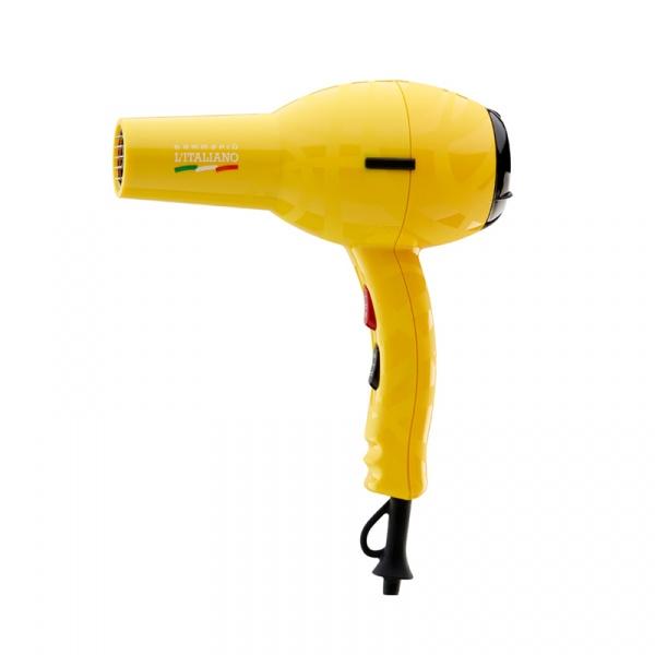 Gamma PIU Фен L'Italiano 2000 Вт Желтый цена