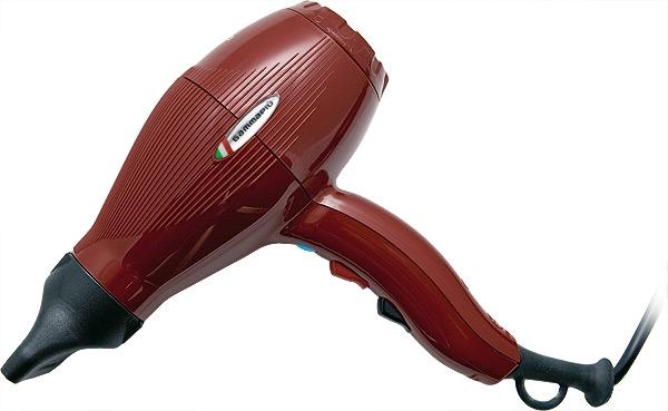 цена Gamma PIU Фен ION CERAMIC S Красный 2000-2300 W онлайн в 2017 году
