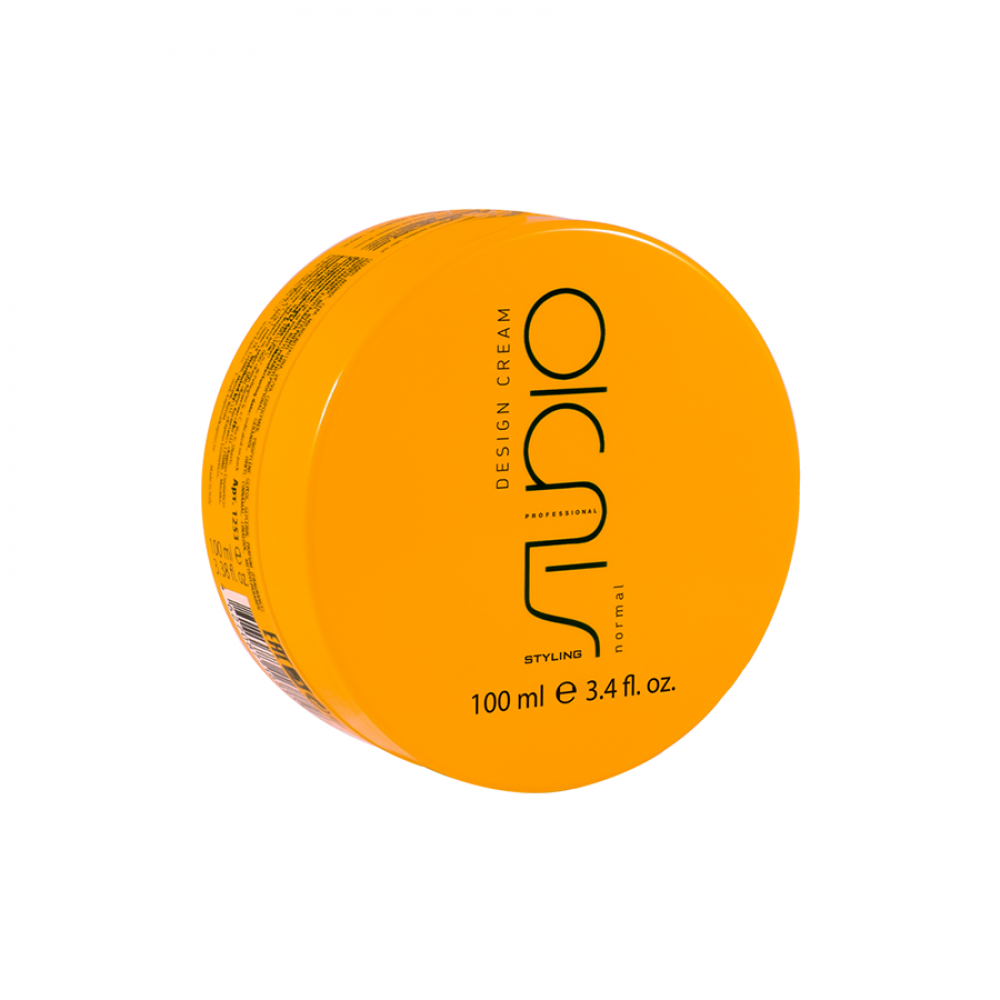 Kapous Моделирующие Сливки для Укладки Волос Нормальной Фиксации Design Cream, 100 мл