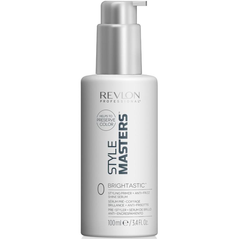 REVLON Моделирующий Праймер и Дисциплинирующая Сыворотка для Блеска Волос DORN BRIGHTASTIC, 100 мл