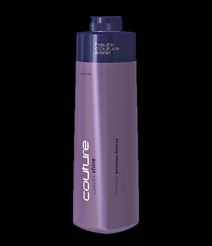 ESTEL Шампунь для Волос Luxury Shine, 1000 мл лак д волос нова голд золотистый с протеинами шёлка 200мл красный