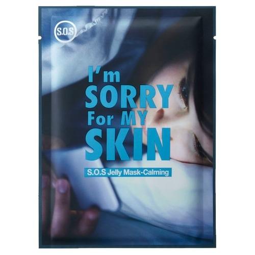 I'm Sorry For My Skin Тканево-Гелевая S.O.S. Маска Антидепрессант Прости Меня, Моя Кожа! Jelly Mask - Calming, 33 мл