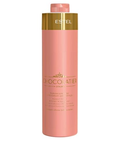Фото - ESTEL Бальзам Otium Chocolatier для Волос Розовый Шоколад, 1000 мл estel крем для рук белый шоколад chocolatier 50 мл