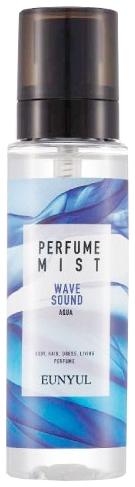 Eunyul Парфюмированный Спрей для Тела и Волос Wave Sound Perfume Mist Sound, 120 мл