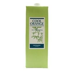 Lebel Cosmetics Cool Orange Sc Hair Soap (Шампунь «Супер Холодный Апельсин»), 1600 мл