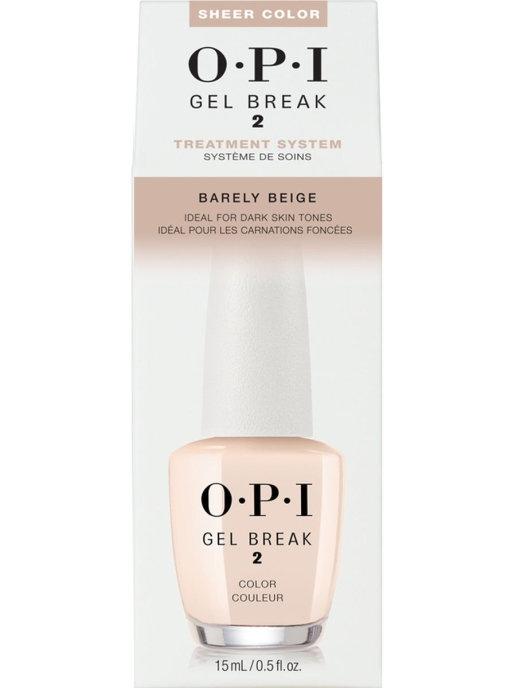 OPI Гель Gel Break 2 Укрепляющая База GC002 для Ногтей, 15 мл недорого