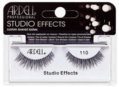 Ardell Ресницы Prof Studio Effects Накладные 110, 1 пара