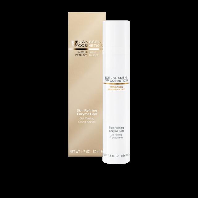Janssen Гель Обновляющий Энзимный Skin Refining Enzyme Peel, 50 мл belnatur glycoline enzyme lotion обновляющий энзимный лосьон для ухода за зрелой кожей 250 мл
