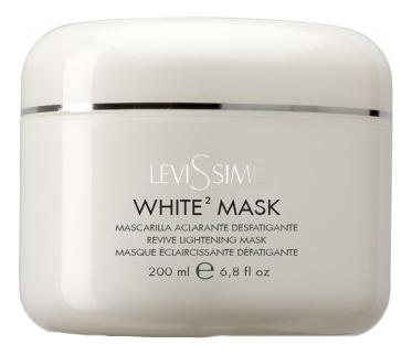 Levissime Маска Осветляющая White2 Mask, 200 мл