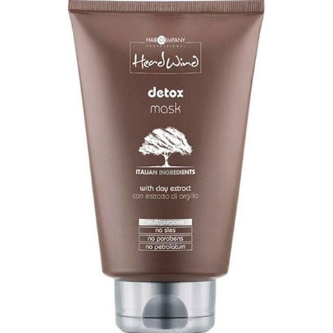 HAIR COMPANY HEAD WIND DETOX MASK Детокс-маска, 200 мл