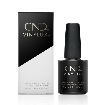 CND Покрытие Vinylux™ CND Weekly Top Coat Верхнее, 15 мл цена и фото