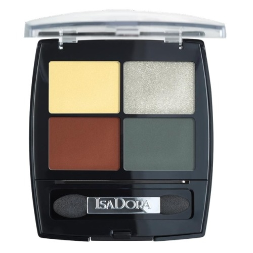 IsaDora Тени Eye Shadow Quartet 26 для Век, 5г