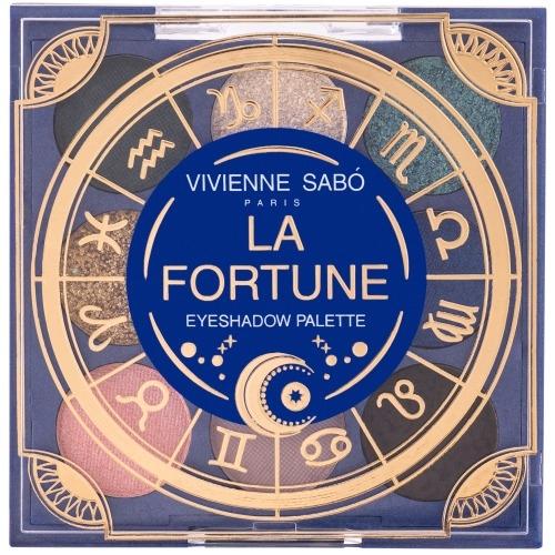Vivienne Sabo Палетка La fortune Теней тон 01