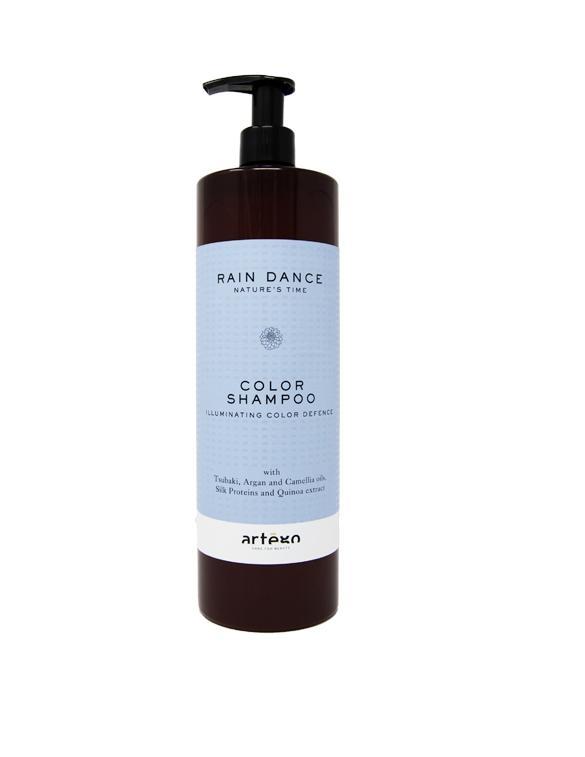 Artego Шампунь для Окрашенных Волос Rain Dance Color Shampoo, 1000 мл cutrin шампунь для окрашенных волос colorism shampoo 950 мл