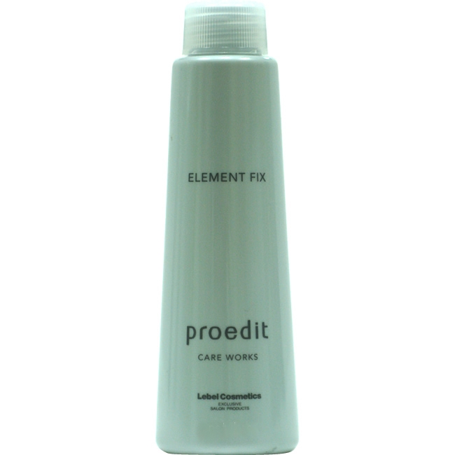 Lebel Cosmetics PROEDIT CARE WORKS ELEMENT FIX Сыворотка для волос, 150 мл