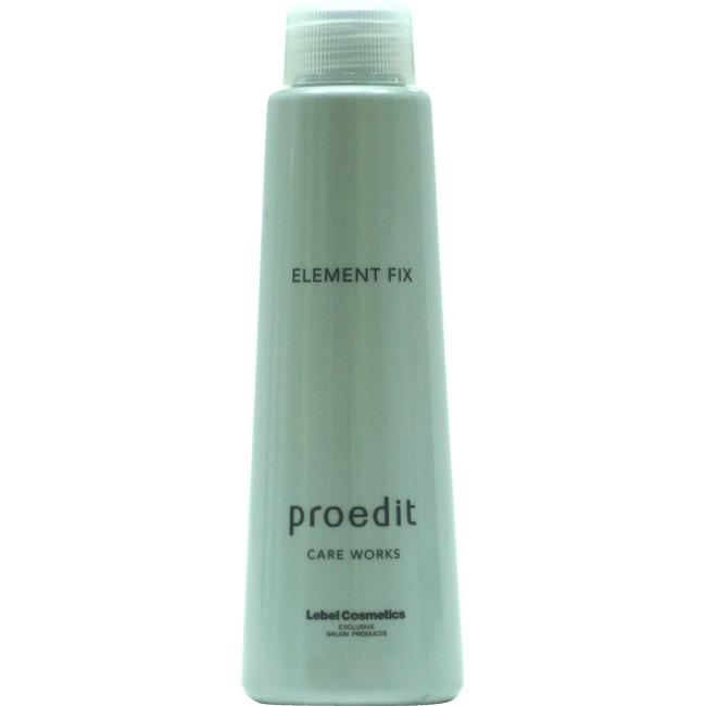 Lebel Cosmetics PROEDIT CARE WORKS ELEMENT FIX Сыворотка для волос, 150 мл цены онлайн