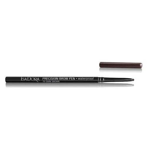 IsaDora Карандаш Precision Brow Pen Waterproof 70 для Бровей, 0,09г isadora карандаш eye brow lifter highlighting pen для бровей 1 шт
