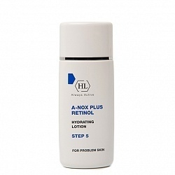 Holy Land Лосьон A-Nox Plus Retinol Hydrating Lotion Увлажняющий, 100 мл holy land a nox plus retinol mask