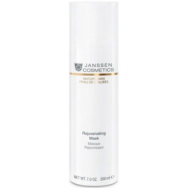 Janssen Крем-Маска Rejuvenating Mask Омолаживающая с Комплексом Cellular Regeneration, 200 мл janssen лифтинг крем cellular regeneration с комплексом 150 мл