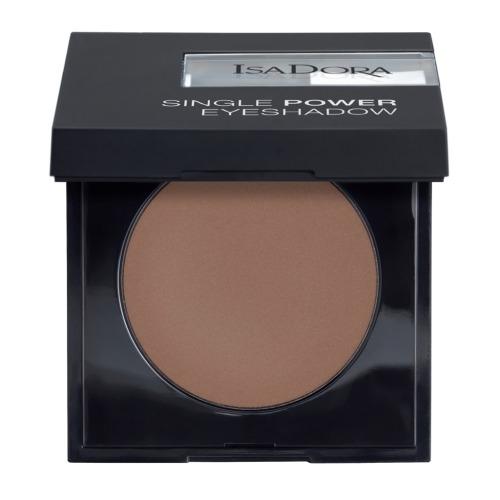 Фото - IsaDora Тени Single Power Eyeshadow для Век 02, 2,2г тени для век eyeshadow 2 5г 06 purple