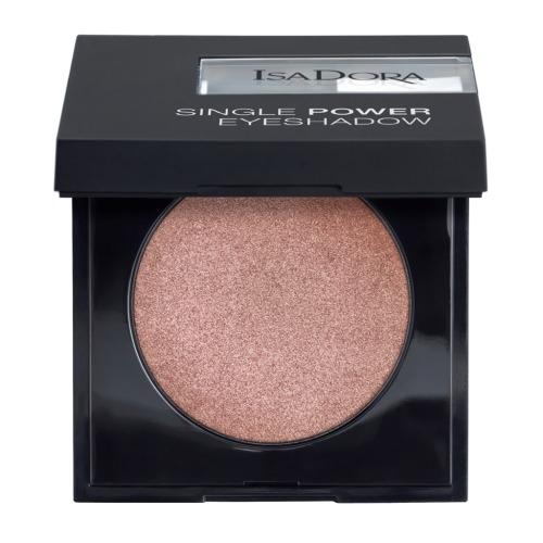 Фото - IsaDora Тени Single Power Eyeshadow для Век 05, 2,2г тени для век eyeshadow 2 5г 06 purple