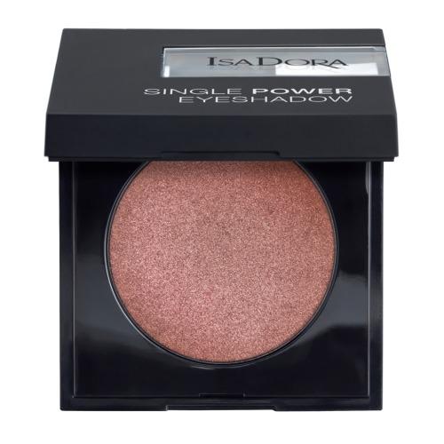 Фото - IsaDora Тени Single Power Eyeshadow для Век 06, 2,2г тени для век eyeshadow 2 5г 06 purple