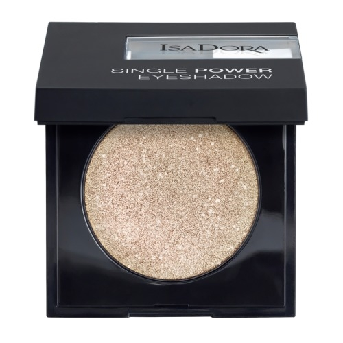 Фото - IsaDora Тени Single Power Eyeshadow для Век 07, 2,2г тени для век eyeshadow 2 5г 06 purple